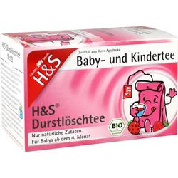 H&S Bio Durstlöschtee Baby- und Kindertee