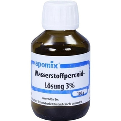 WASSERSTOFFPEROXID 3% DAB 10 Lösung 100 g