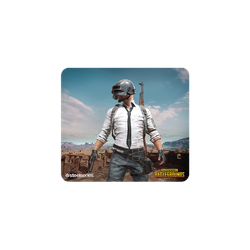 SteelSeries QcK+ Gaming Mauspad PubG Miramar Edition