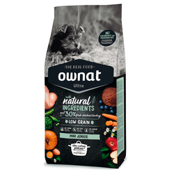 Ownat ULTRA Dog Mini Junior (ehemals Maxima) Hundefutter (2 x 3 kg)