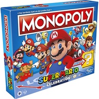 Hasbro Monopoly Super Mario Celebration