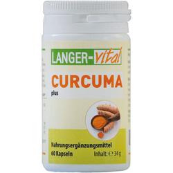 CURCUMA 100 mg Kapuziner Kapseln 60 St