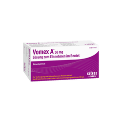 Vomex A 50mg
