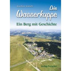 Die Wasserkuppe als Buch von Joachim Jenrich