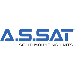A.S. SAT 40501 Dachziegel-Dichtung Passend für Mast-Ø (max.): 60mm Ziegel-Rot