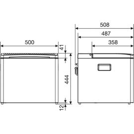 Dometic CombiCool RC 1200 EGP 50 mbar