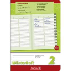 Wörterheft A5 Lineatur 2 28 Blatt