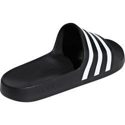adidas Badeschuh, schwarz, Gr. EUR 40 2/3/UK 7 - EUR 40 2/3/UK 7 - schwarz