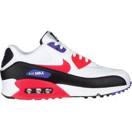 Nike Men's Air Max 90 Essential white-red-black/ white, 42.5