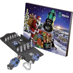 Wera 05136601001 Adventskalender Werkzeug