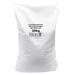 Lava-Salzgemisch 25 kg