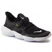 Nike Free RN 5.0 M black/white/anthracite/volt 40