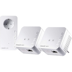 DEVOLO (1200Mbit, G.hn, Powerline + WLAN, Mesh) WLAN-Router