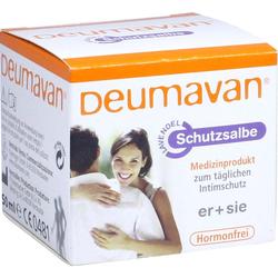 Deumavan Schutzsalbe Lavendel Dose