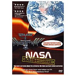 NASA Unauthorized - DVD  Filme