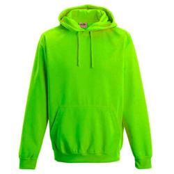 Neon Hoodie | Just Hoods neongrün L