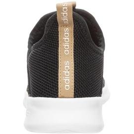 adidas Cloudfoam Pure black-dark grey/ white, 38.5