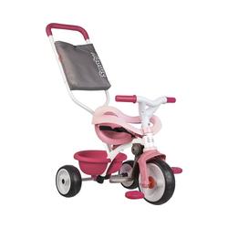 Smoby Dreirad Dreirad Be Move Komfort Blau rosa