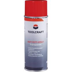TOOLCRAFT Haft-Fettspray 888638 400ml