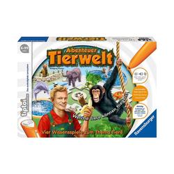 Ravensburger Lernspielzeug tiptoi: Abenteuer Tierwelt