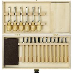 Holz-Schnitzbox