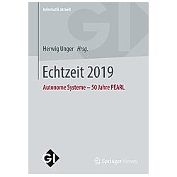 Echtzeit 2019 - Buch