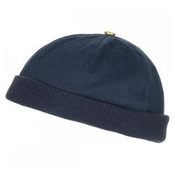 MFH Schiebermütze Cap, ohne Schild, blau, Klettverschluss (Packung) blau