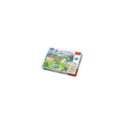 Trefl Puzzle Flip-Flap Puzzle - Peppa Pig (36 Teile), Puzzleteile