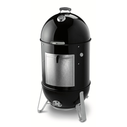 Weber Smokey Mountain Cooker (Ø 47cm) Schwarz