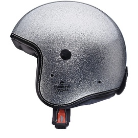 Caberg Freeride Metal Flake Silber