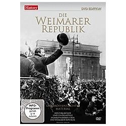 Die Weimarer Republik - DVD  Filme