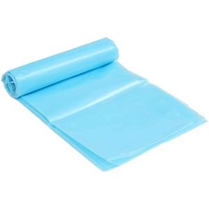 Baogu Blau HDPE 20S 0,15 mm Verstärkt Teichfolie für Gartenteich Pools UV-Beständig reißfest umweltfreundlich (300cm x 300cm)