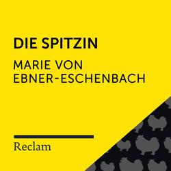Ebner-Eschenbach: Die Spitzin als Hörbuch Download von Marie von Ebner-Eschenbach