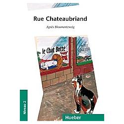 Rue Chateaubriand. Agnes Bloumentzweig  - Buch