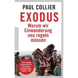 Exodus als Buch von Paul Collier