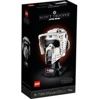 Lego Star Wars Scout Trooper Helm 75305