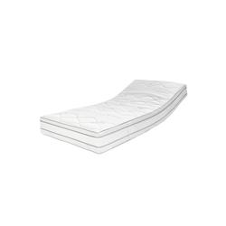 Latexmatratze Latexmatratze Premium Dunlop (Ergo Natura 100), Ravensberger Matratzen, mit Premium Cotton®-Bezug 200 cm x 90 cm