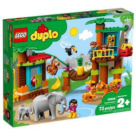 Lego Duplo Baumhaus im Dschungel 10906