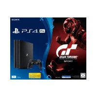 Sony PS4 Pro 1TB + Gran Turismo Sport (Bundle)