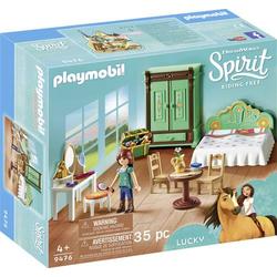 Playmobil® Spirit Luckys Schlafzimmer 9476