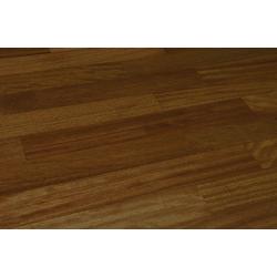 Basic Massivstab Iroko-Kambala natur - 15x70x500 mm