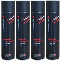 Goldwell Salon Only Hair Lacquer Super Firm Mega Hold