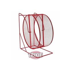 Trixie Laufrad, Metall, engmaschige Lauffläche 22 cm