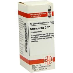 SARSAPARILLA D12