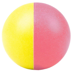 Sunflex Tischtennisball 24 Bälle Gelb-Pink