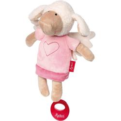 Sigikid Spieluhr Spieluhr, Schutzengel Schaf rosa (41458)