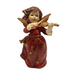 G. Wurm Teelichthalter Teelicht Engel Geige