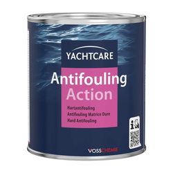 YachtCare Antifouling Action Hard AF 750 ml rot