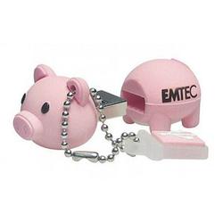 EMTEC USB-Stick Animalitos Piggy 16 GB
