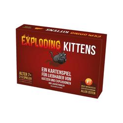 Asmodee Spiel, Exploding Kittens
